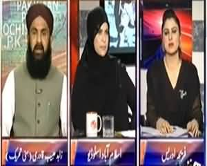 8pm with Fareeha (Kaun Shaheed Hai Kaun Nahi, Yeh Behas Kyun?) – 13th November 2013