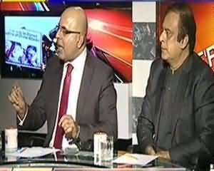 8pm with Fareeha (Kya PTI Drone Hamloon Per Siasat Kar Rahi Hai?) - 22nd November 2013
