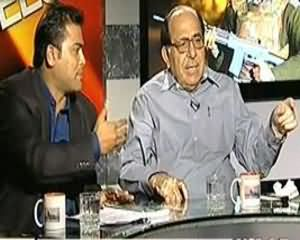 8pm with Fareeha (Kya Sindh Hukumat Nakaam Hogaye Hai..?) - 27th August 2013