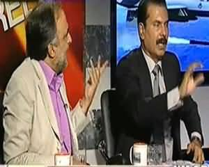 8pm with Fareeha (Kya USA Drones Band Kare Gah?) – 24th October 2013