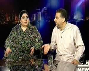 8pm with Fareeha (Life Threats To Bilawal Zardari, Who is Responsible?) – 2nd April 2014