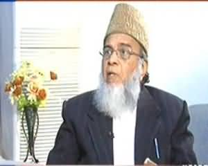 8pm with Fareeha (Munawar Hasan Exclusive Interview) – 20th February 2014
