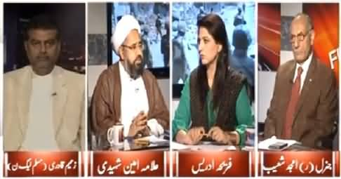 8pm with Fareeha (New Wave of Terrorism in Pakistan) – 16th March 2015
