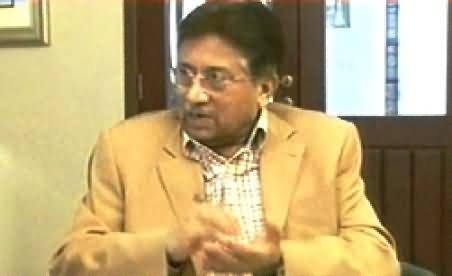 8pm with Fareeha Part-2 (Pervez Musharraf Special Interview) - 9th February 2015