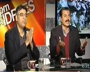8pm with Fareeha (People of KPK Worried by Terrorism) – 5th March 2014