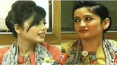 8pm with Fareeha (People's Behaviour with AIR Hostess) – 6th March 2015