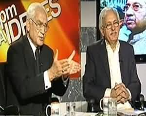 8pm with Fareeha (Pervez Musharraf Per Gadari Ke Case Ki Tayariyan) - 19th November 2013
