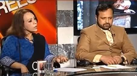 8pm with Fareeha (Private Schools Mein Loot Maar) – 12th March 2015