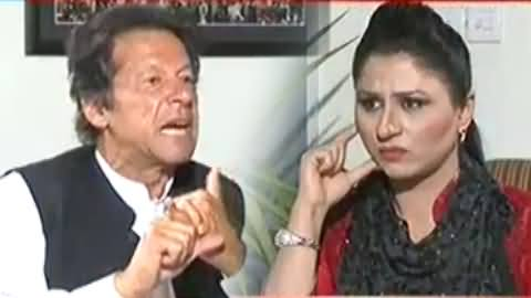 8pm with Fareeha (PTI Chairman Imran Khan Exclusive Interview) - 19th May 2014