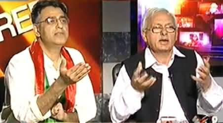8pm with Fareeha (PTI Countrywide Jalsas After Dharnas) – 3rd October 2014