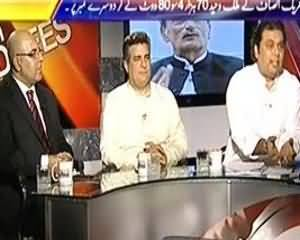 8pm with Fareeha (PTI Ke Workers Imran Khan Se Naraz Kyun...??) – 23rd August 2013