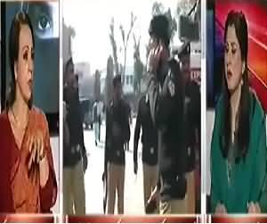 8pm with Fareeha (Rape Victim Girl Suicide in Muzafargarh) – 14th March 2014