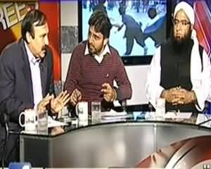 8pm with Fareeha (Rawalpindi Waqiya, Intazamia Ki Nakami) - 18th November 2013
