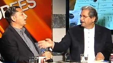 8pm with Fareeha (Senate Mein Karoron ki Bolian Lag Gain) – 25th February 2015