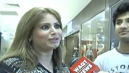 8pm with Fareeha (Shopping on Eid Night and High Prices) - 28th July 2014