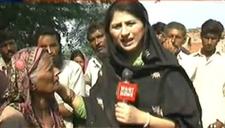 8pm with Fareeha (Special Program with Flood Victims) – 12th September 2014