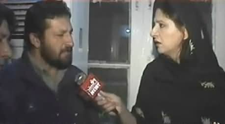 8pm with Fareeha (Special Program with Peshawar Victims) - 17th December 2014