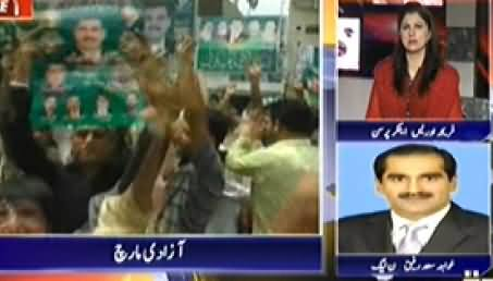 8pm with Fareeha (Special Transmission) 7PM To 8PM – 15th August 2014