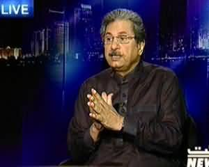 8pm with Fareeha (Terrorism Still Going on After Ceasefire) – 9th April 2014