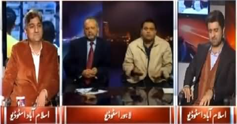 8pm with Fareeha (War of Ideology and Role of Media) – 24th February 2015
