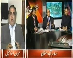 8pm with Fareeha (What is the Real Story of 35 Punctures) - 27th February 2014