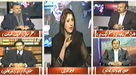 8pm with Fareeha (When the Committees Will Start Performing) - 23rd December 2014