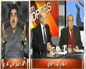 8pm with Fareeha (Who is Responsible For Martial Laws in Pakistan) – 4th April 2014