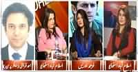 8pm with Fareeha (Who is Responsible For Pakistan's Defeat) - 17th February 2015