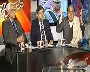 8pm with Fareeha (Why Musharraf Don't Want To Appear in Court?) – 11th March 2014