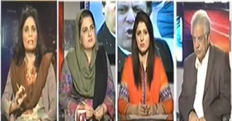 8pm with Fareeha (Will PTI & PMLN Dialogues Be Successful?) - 11th December 2014