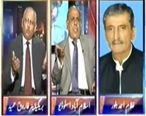 8pm with Fareeha (Will PTI Support Military Operation?) – 25th February 2014