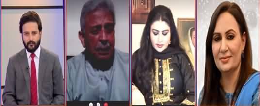 92 At 8 (Azad Kashmir Ka Maidan Saj Gaya) - 23rd July 2021