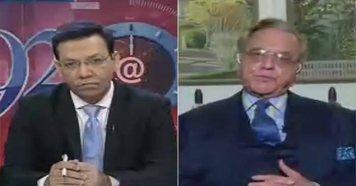 92 at 8 (Bhaarti Wazir e Dakhla Ki Dhamki) – 12th December 2016