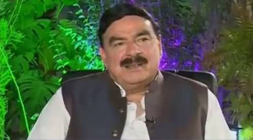 92 at 8 (Eid Special With Sheikh Rasheed Ahmad) – 27th June 2017