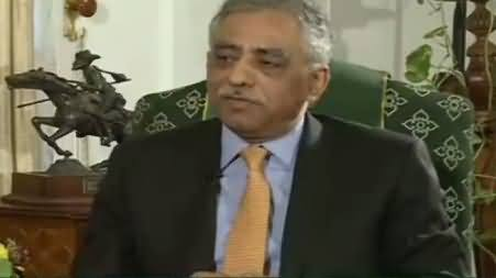92 at 8 (Governor Sindh Muhammad Zubair Exclusive) – 21st February 2017