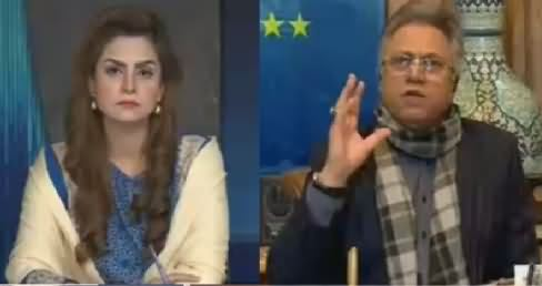92 at 8 (Hassan Nisar Exclusive Interview on Latest Issues) – 13th February 2016