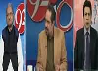 92 at 8 (Karachi Mein Election Ki Gehma Gehmi) – 4th December 2015