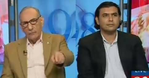 92 at 8 (Nawaz Sharif Ka Nazria Kia?) – 22nd November 2017