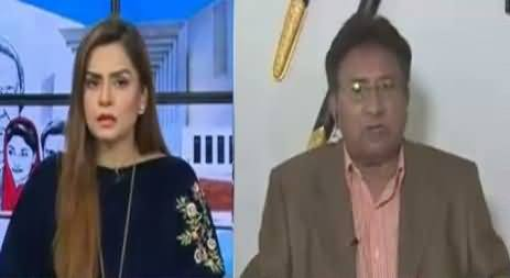 92 at 8 (Pervez Musharraf Exclusive Interview) – 14th March 2017