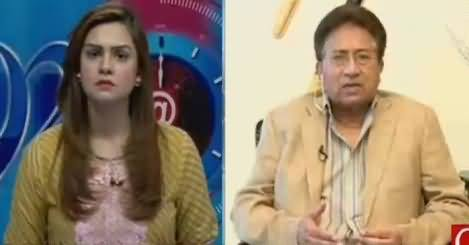 92 at 8 (Pervez Musharraf Exclusive Interview) – 23rd May 2017