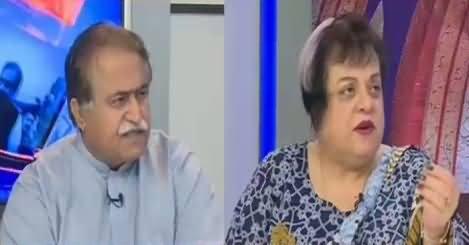 92 at 8 (Rana Sanaullah And Abid Sher Ali Remarks) – 1st May 2018