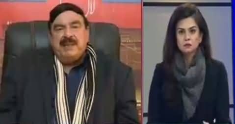 92 at 8 (Sheikh Rasheed Ahmad Exclusive Interview) – 12th February 2018