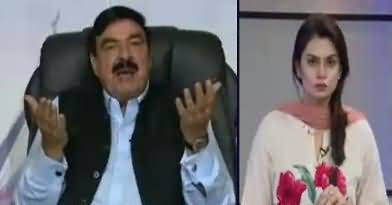 92 at 8 (Sheikh Rasheed Ahmad Exclusive Interview) – 16th May 2018