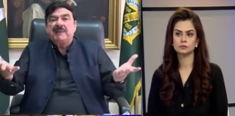 92 At 8 (Sheikh Rasheed Ahmad Exclusive Interview) - 17th September 2019
