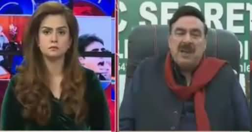 92 at 8 (Sheikh Rasheed Ahmad Exclusive Interview) – 6th December 2016