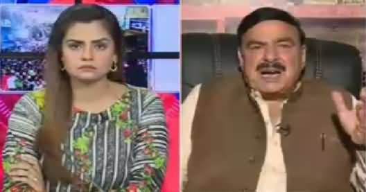 92 at 8 (Sheikh Rasheed Ahmad Exclusive Interview) – 6th October 2016