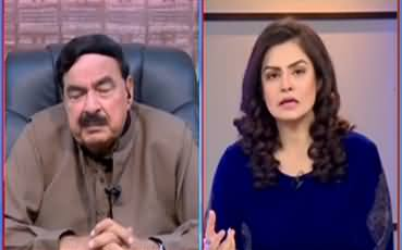 92 At 8 (Sheikh Rasheed Exclusive Interview) - 24th January 2021