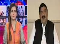 92 at 8 (Sheikh Rasheed Exclusive Interview) – 27th July 2016