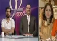92 Special (Imran Khan Ke Paas Options Kia Hain?) – 2nd September 2016