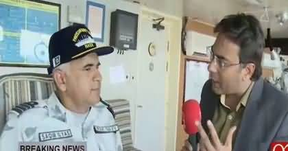 92 Special (Pakistan Navy Ke Sath) – 19th February 2017